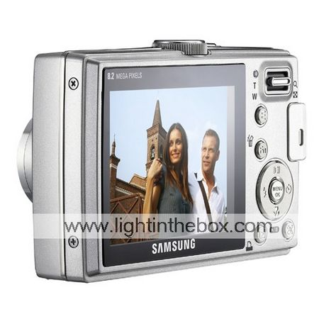 Samsung Digimax L100 8.3MP Digital Camera